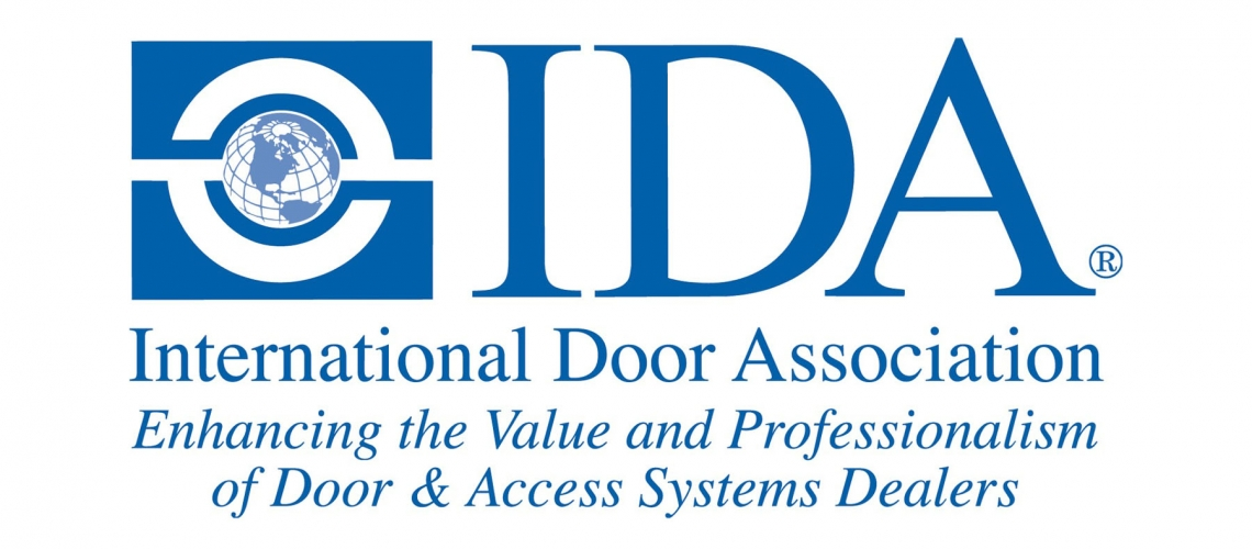International Door Association Logo | Garage Door Solutions in Braeside & Berwick