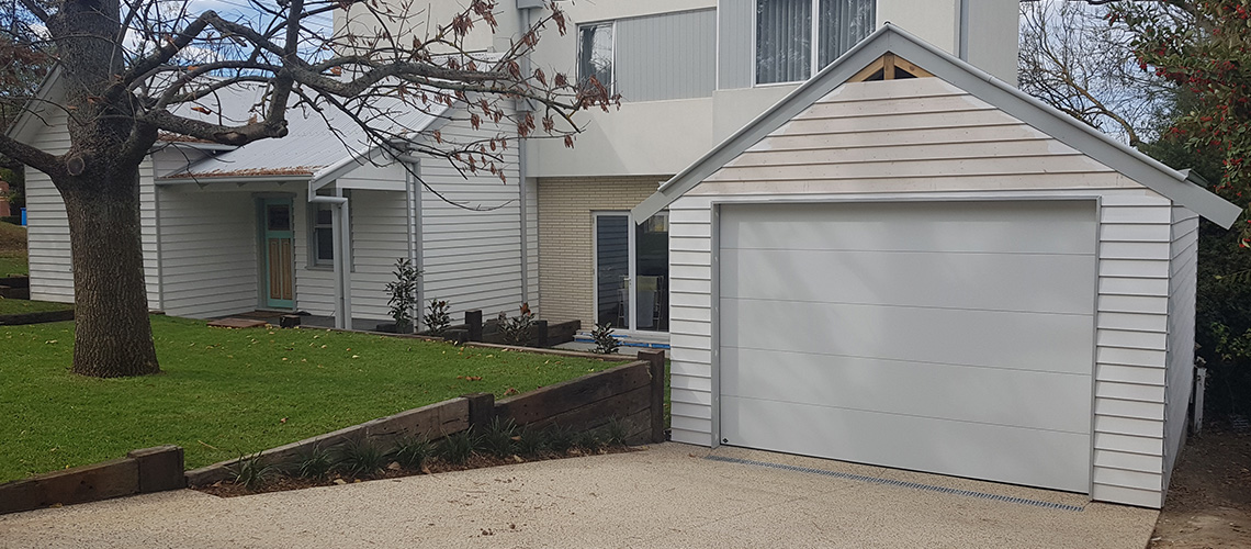 Sectional Doors | Garage Door Solutions in Braeside & Berwick
