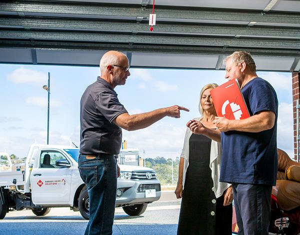Warranty | Garage Door Solutions in Braeside & Berwick