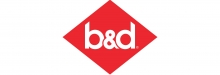 B&D Logo | Garage Door Solutions in Braeside & Berwick