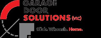 Garage Door Solutions (VIC) in Braeside & Berwick | Logo